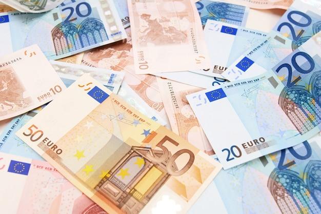 Geld. euro.