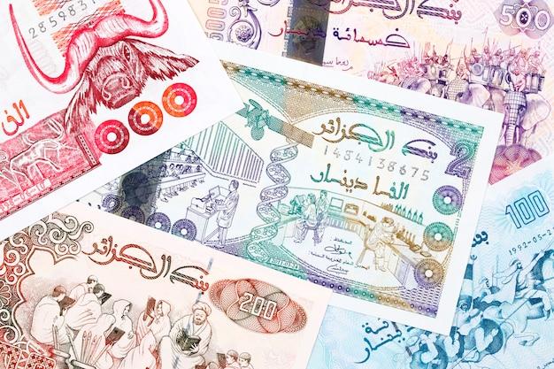 Geld uit algerije
