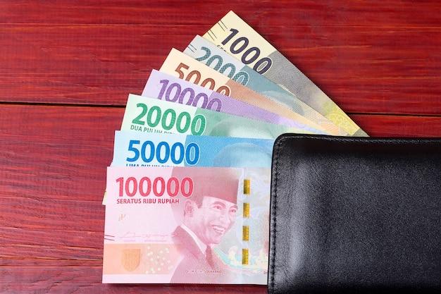 Geld uit indonesië