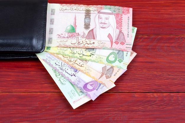 Geld uit saoedi-arabië