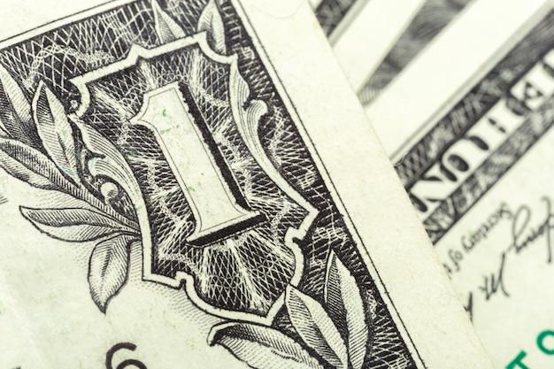 Geld van dichtbij