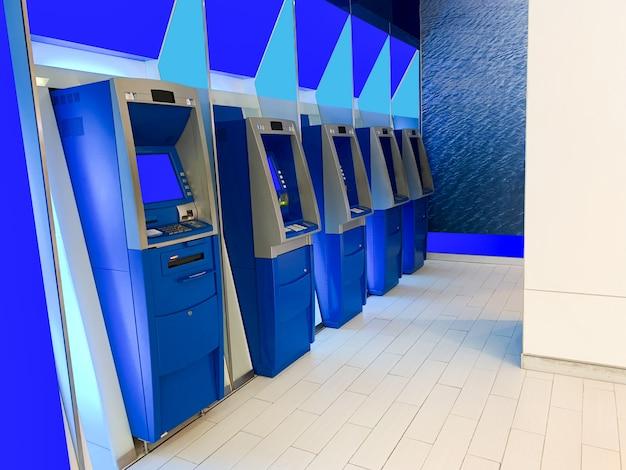 Geldautomaat, geldautomaat