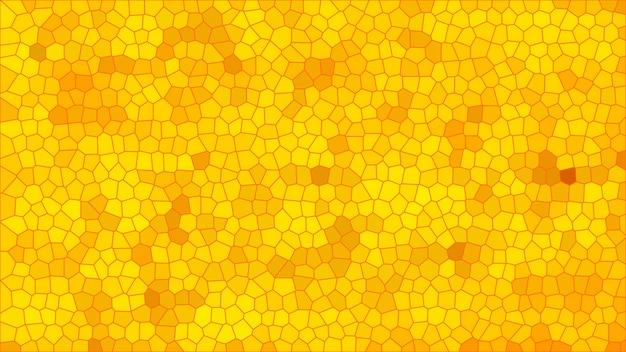 Gele abstracte textuurachtergrond, patroonachtergrond van gradiëntbehang