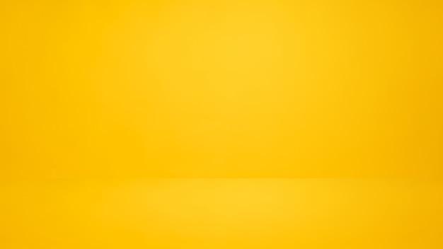Gele achtergrond met kopie ruimte