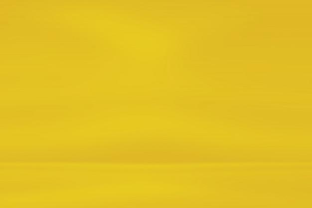 Gele gradiënt abstact achtergrond.