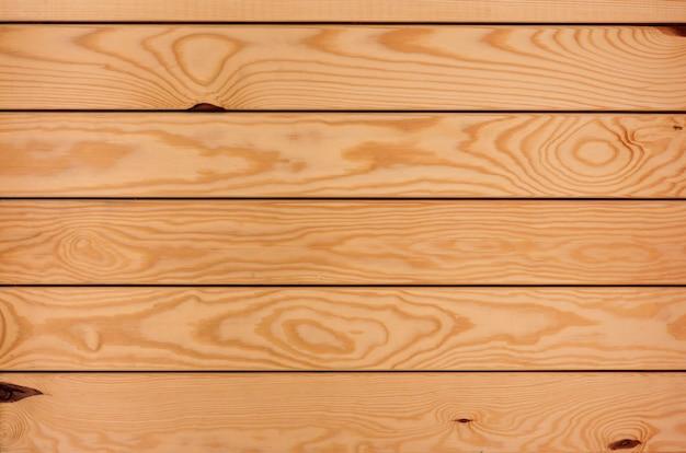 Gele houten planken textuur oppervlak