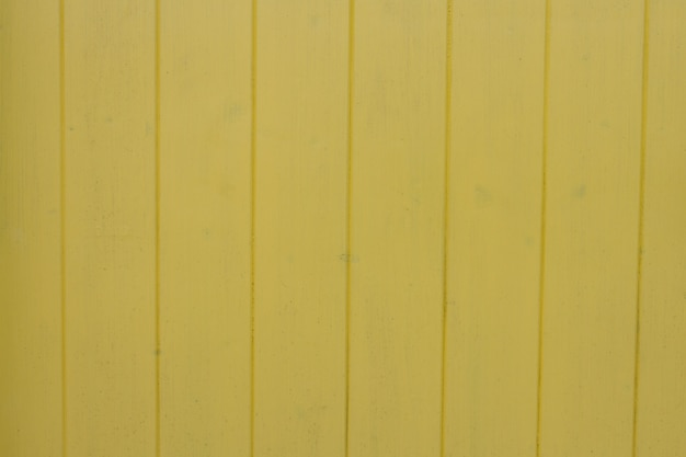 Gele houten textuur als achtergrond