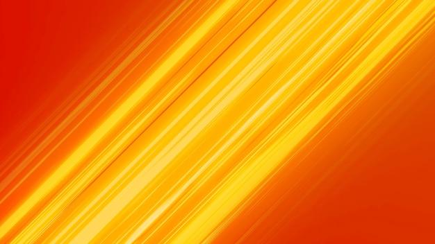 Gele komische snelheid lijnen achtergrond