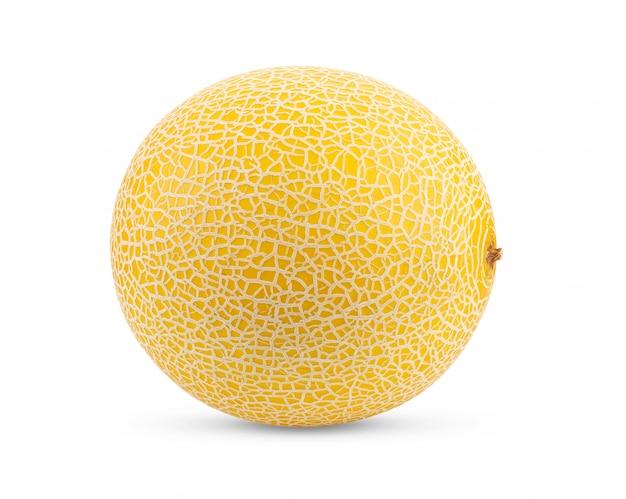 Gele meloen