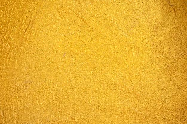 Gele ruwe muur textuur