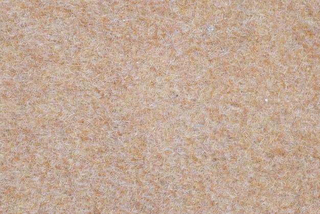 Gele wollen textuur kan worden gebruikt voor het oppervlak