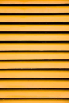 Gele zonneblindenachtergrond