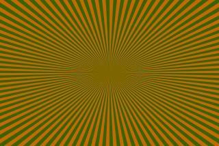 Gele zoomstripes