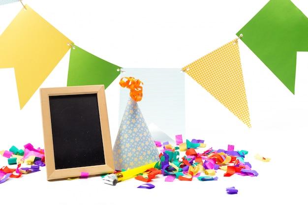Gelukkige verjaardag feestartikelen