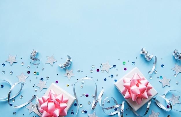 Gelukkige verjaardag of partij achtergrond