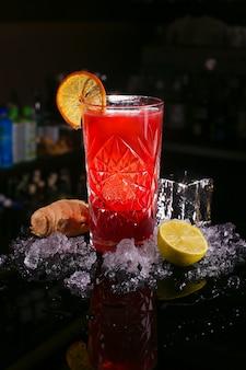 Gembercocktail drankje