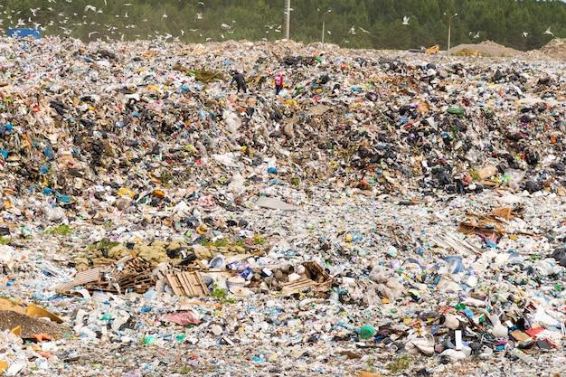 Gemeentelijke stortplaats voor huishoudelijk afval