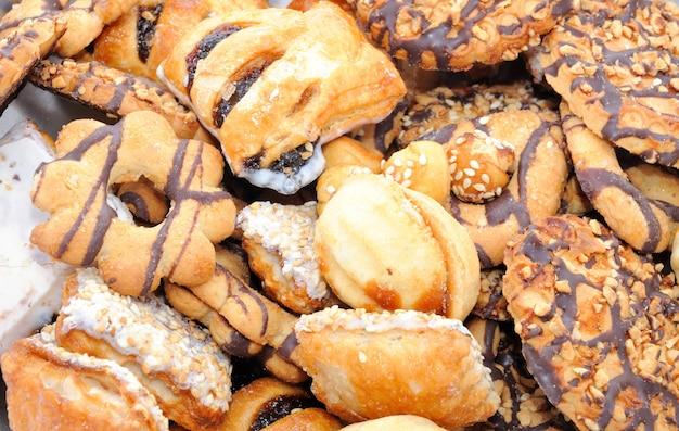 Gemengd koekjesassortiment