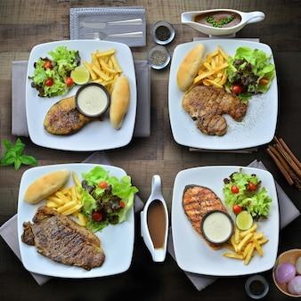 Gemengde biefstuk