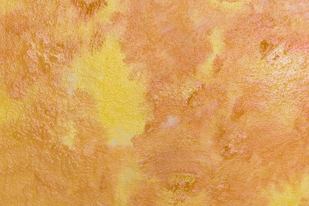Gemengde kleur schilderij vlek