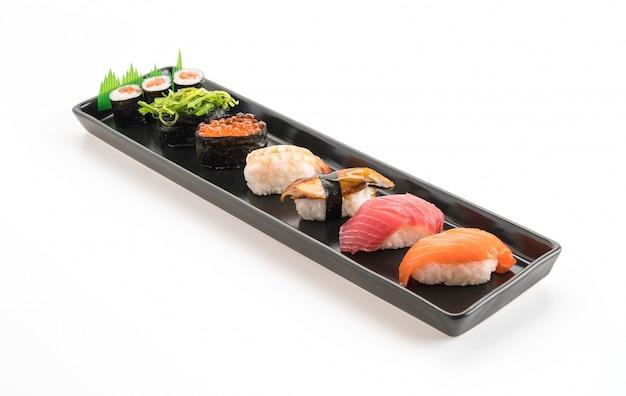 Gemengde sushi set - japans eten