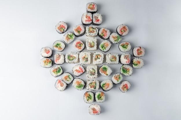 Gemengde sushi