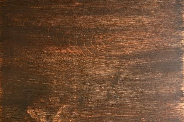 Gemeubileerde achtergrond met een houten structuur met een niet-reflecterend oppervlak.