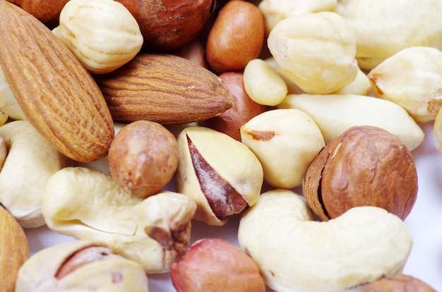 Gemixte noten
