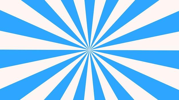 Geometrisch abstracte blauwe strepen, eenvoudige achtergrond. elegante en platte 3d-illustratiestijl voor zakelijke en zakelijke sjabloon