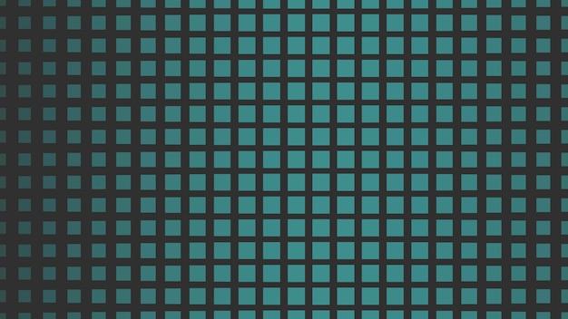Geometrisch abstracte groene stippen, eenvoudige achtergrond. elegante en platte 3d-illustratiestijl voor zakelijke en zakelijke sjabloon