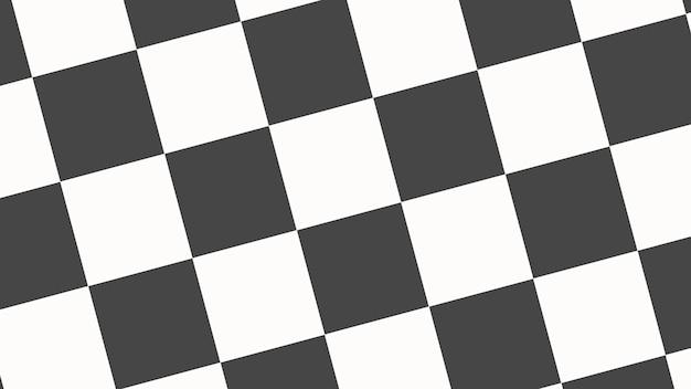 Geometrisch abstracte zwarte vierkantjes, eenvoudige achtergrond. elegante en platte 3d-illustratiestijl voor zakelijke en zakelijke sjabloon