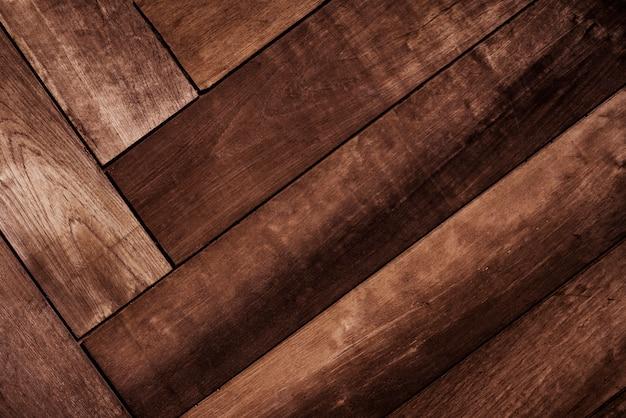 Geometrisch fishbone houtpatroon