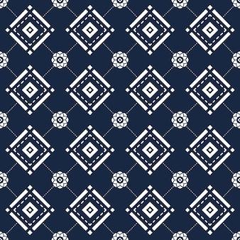 Geometrisch patroon naadloos