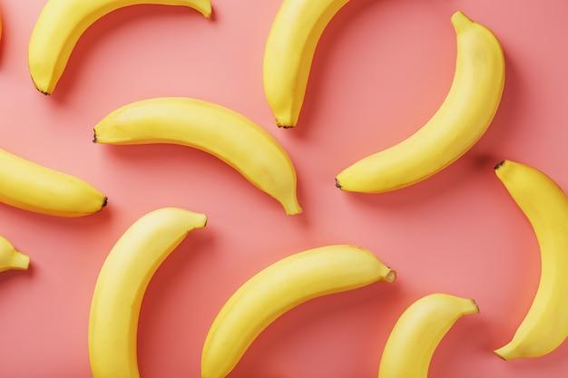 Geometrisch patroon van bananen