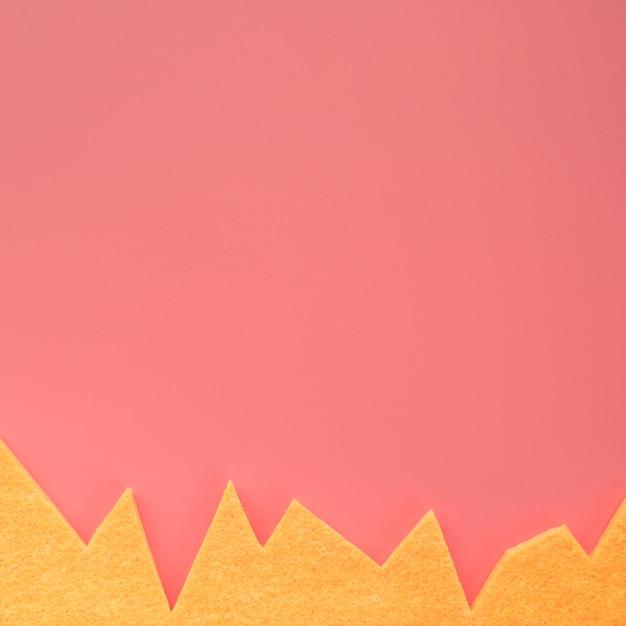 Geometrische abstracte vorm achtergrond