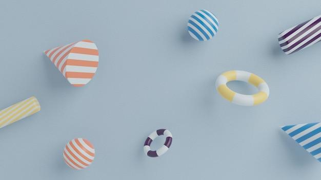 Geometrische abstracte vormen
