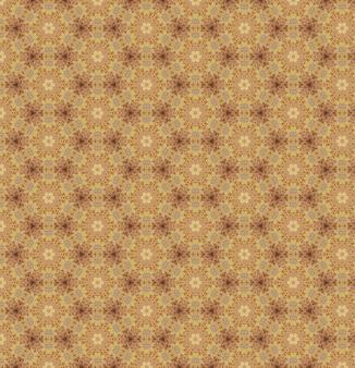 Geometrische abstractie, naadloos patroon. behang
