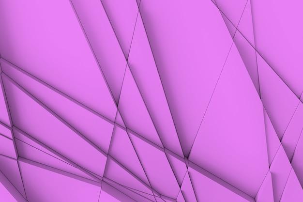 Geometrische achtergrond met lijnen