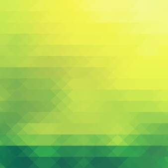 Geometrische achtergrond met verschillende kleuren