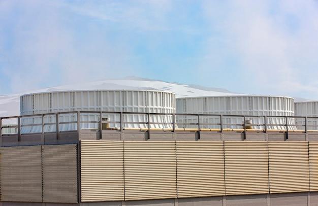 Geothermische energiecentrale