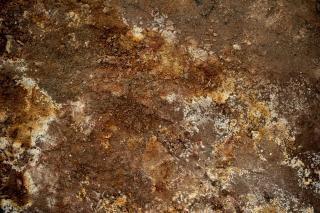 Geothermische mud achtergrond