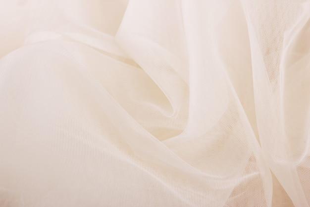 Geplooide rok stof textuur