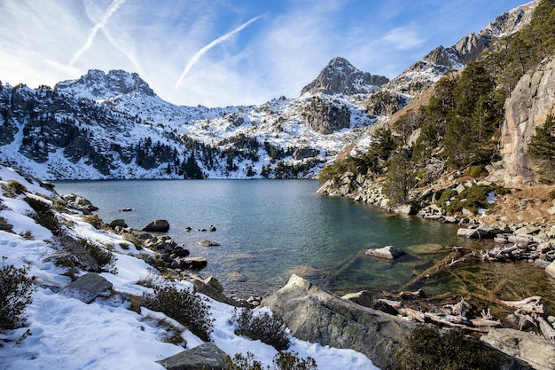 Gerbervallei, nationaal park van aigüestortes i estany de sant maurici
