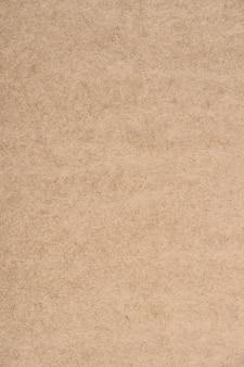 Gerecycleerde ambachtelijke papier textuur achtergrond.