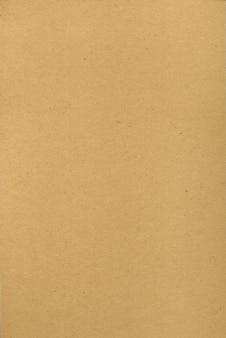 Gerecycleerde bruine papieren textuur achtergrond.