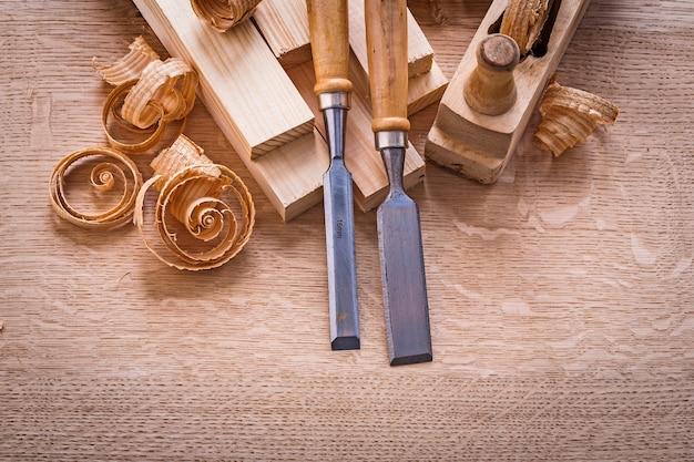 Gereedschap voor houtbewerking