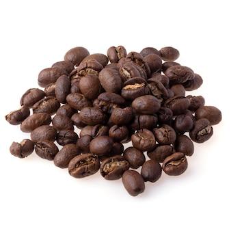 Geroosterde arabica-koffiebonen