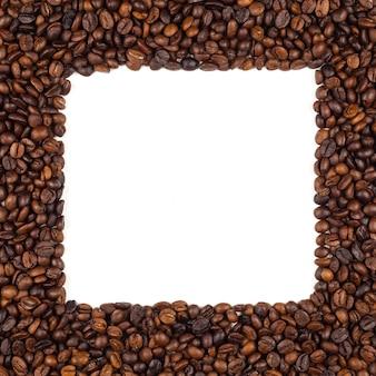 Geroosterde thaise de textuurachtergrond van koffiebonen