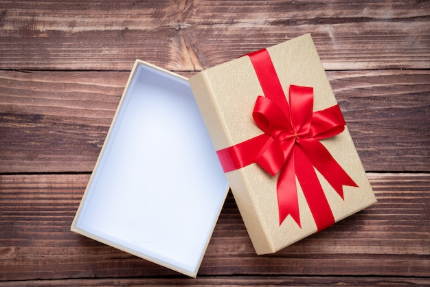 Geschenkdoos voor decoratie, nieuwjaar en eerste kerstdag