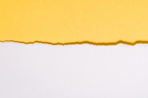 Gescheurd papier blad, gestructureerde achtergrond